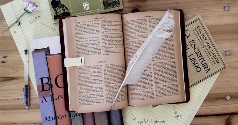 Cómo leer un libro. Introducción a la lectura material