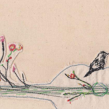 Bordando historias. Taller de introducción a la ilustración textil