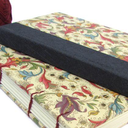 Taller: Del papel al libro. Encuadernación