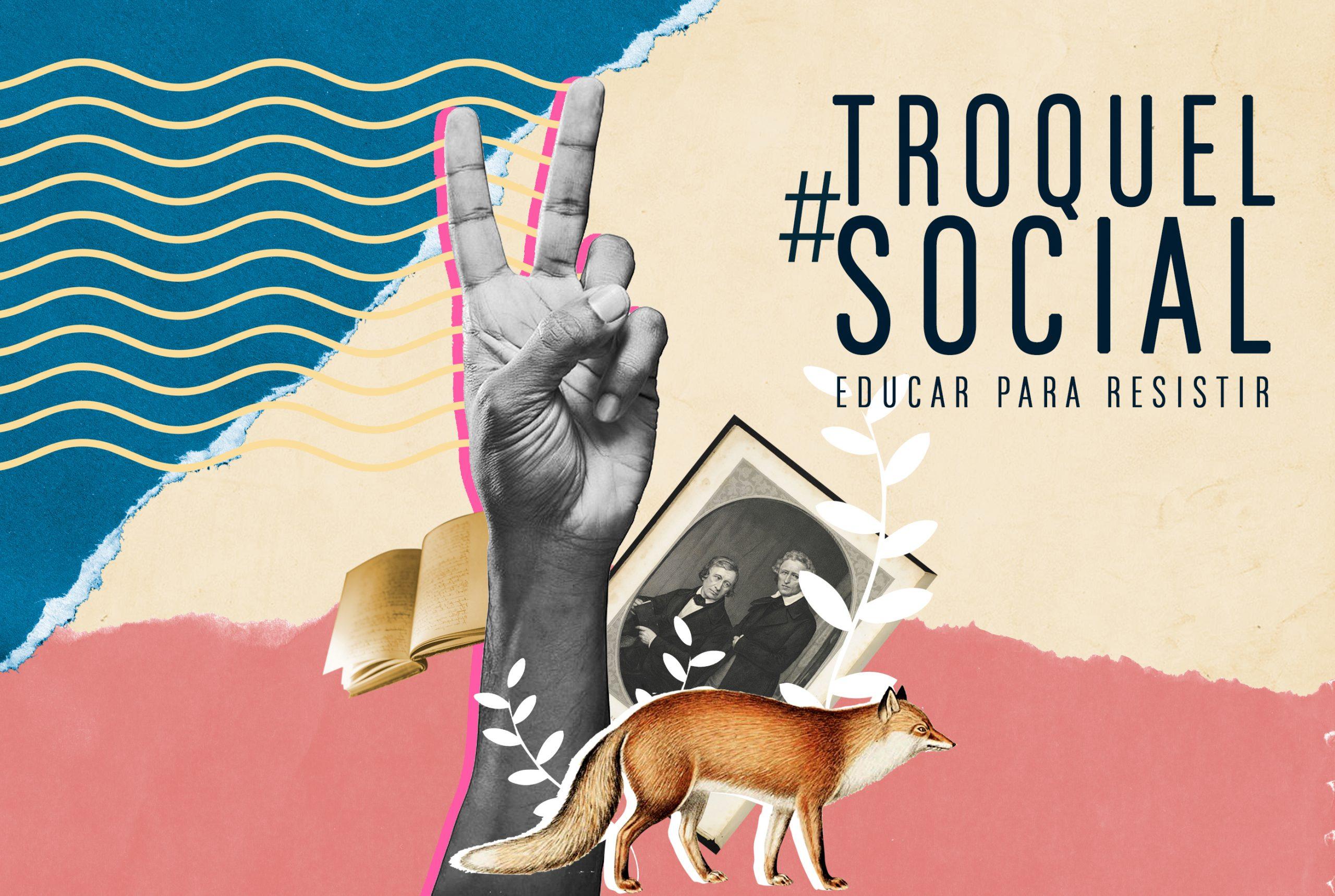 troquel social banner